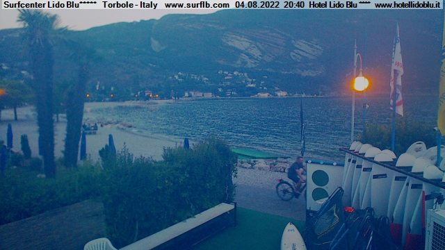 Webcam von http://www.surflb.com/