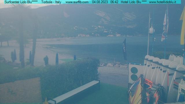 Surfcenter Lido Blu Webcam
